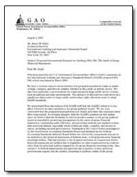 Proposed International Standard on Audit... by Walker, David M.