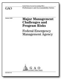 Major Management Challenges and Program ... by General Accounting Office