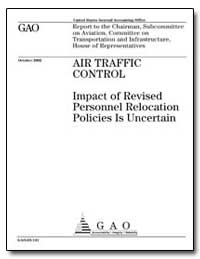 Air Traffic Control Impact of Revised Pe... by General Accounting Office