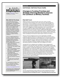 Changes in Funding Priorities and Strate... by General Accounting Office