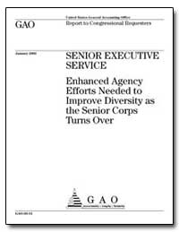 Senior Executive Service Enhanced Agency... by General Accounting Office