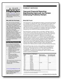 Year-End Financial Reporting Significant... by General Accounting Office
