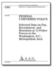 Selected Data on Pay, Recruitment, And R... by General Accounting Office