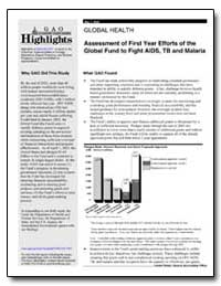 Global Health Assessment of First Year E... by General Accounting Office