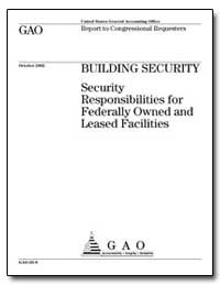 Security Responsibilities for Federally ... by General Accounting Office
