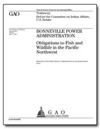 Bonneville Power Administration Obligati... by Wells, Jim