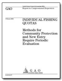 Individual Fishing Quotas Methods for Co... by Nelligan, Jeff