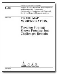 Flood Map Modernization Program Strategy... by General Accounting Office