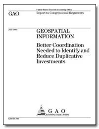 Report to Congressional Requesters June ... by General Accounting Office