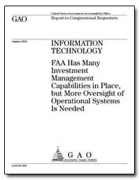 Faa Has Many Investment Management Capab... by General Accounting Office