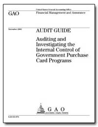 Auditing and Investigating the Internal ... by General Accounting Office
