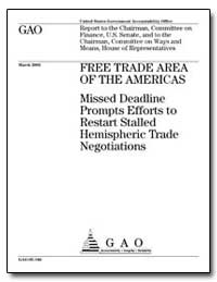 2005 Free Trade Area of the Americas Mis... by Yager, Loren