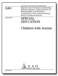 Special Education Children with Autism by Shaul, Marnie S.