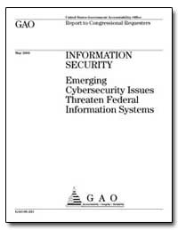 Information Security Emerging Cybersecur... by Davis, Thomas M.