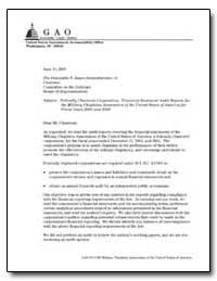 Federally Chartered Corporation : Financ... by Sebastian, Steven J.
