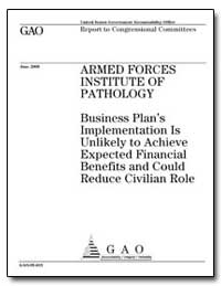 Business Plan's Implementation Is Unlike... by General Accounting Office