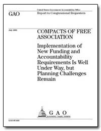 Compacts of Free Association Implementat... by Domenici, Pete V., Senator