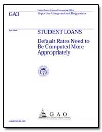 Student Loans Default Rates Need to Be C... by Hembra, Richard L.