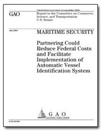 Maritime Security Partnering Could Reduc... by General Accounting Office
