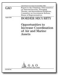 Border Security Opportunities to Increas... by General Accounting Office
