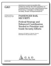 Federal Strategy and Enhanced Coordinati... by Berrick, Cathleen A.