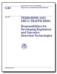 Terrorism and Drug Trafficking Responsib... by Rodrigues, Louis J.