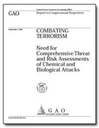 Need for Comprehensive Threat and Risk A... by Rabkin, Norman J.