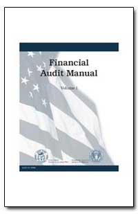 Financial Audit Manual Volume I by Steinhoff, Jeffrey C.