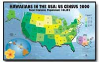 Hawaiians in the U. S. A. : Us Census 20... by State Department of Education