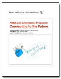 Nasa and Afterschool Programs: Connectin... by Walker, Gretchen