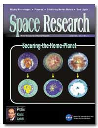 Space Research: June 2003 by National Aeronautics and Space Administration