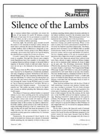 Silence of the Lambs by Kristol, William