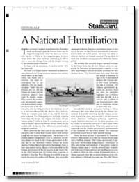 A National Humiliation by Kagan, Robert