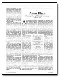 Asian Blues by Bork, Ellen