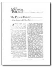 The National Interest by Kagan, Robert