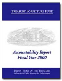 Treasury Forfeiture Fund by Dineen, Raymond M.