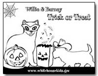 Willie and Bapney Trick or Treat by Ford, Harold P.