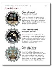 Four Dharmas by