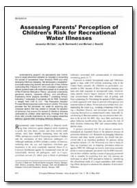 Assessing Parents' Perception of Childre... by Mcclain, Jacquelyn