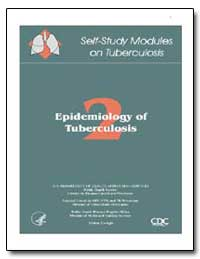Epldemiology of Tuberculosis by Department of Health and Human Services