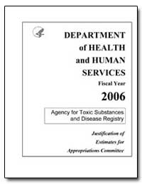 Department of Health and Human Services ... by Gerberding, Julie Louise, M. D., M. P. H.