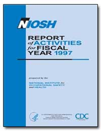 Report of Activities for Fiscal Year 199... by Department of Health and Human Services