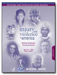 2005 National Injury Prevention and Cont... by Department of Health and Human Services