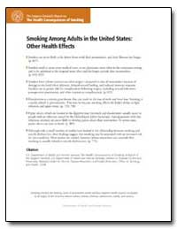 The Surgeon General's Report on the Heal... by Department of Health and Human Services