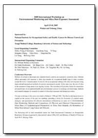 2005 International Workshop on Environme... by Zhang, Hongmei