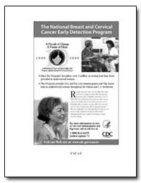 The National Breast and Cervical Cancer ... by Department of Health and Human Services