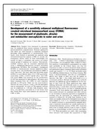 Development of a Sensitivity Enhanced Mu... by Snawder, John E.