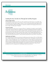 Arizona : Limiting the Sun, Not the Fun ... by Department of Health and Human Services
