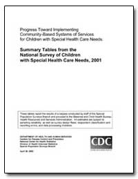 Progress Toward Implementing Community-B... by Department of Health and Human Services