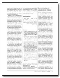 Domestically Acquired Fluoroquinolone-Re... by Department of Health and Human Services